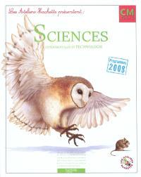 Sciences expérimentales et technologie CM, cycle 3