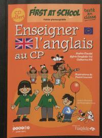 Enseigner l'anglais au CP : fichier photocopiable