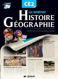 Histoire-géographie, CE2 : histoire de l'art, développement durable
