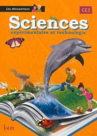 Sciences expérimentales et technologie, CE2