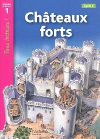 Châteaux forts, cycle 2 : niveau de lecture 1