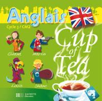 Cup of tea anglais CM2 : 2 CD audio classe