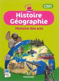 Histoire géographie, histoire des arts CM1