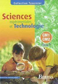 Sciences expérimentales et technologie, CM1-CM2, cycle 3 : nouveau programme