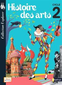 Histoire des arts : cycle 2 : programme 2008