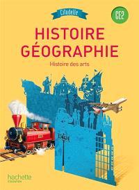 Histoire-géographie : histoire des arts : CE2