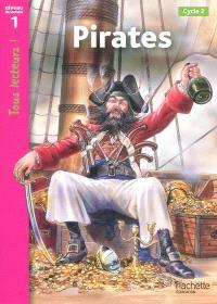 Pirates, cycle 2 : niveau de lecture 1