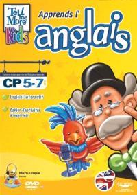 Tell me more kids anglais. Volume 1, CP