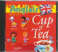 Cup of tea, anglais cycle 2-CP