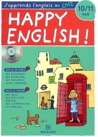 J'apprends l'anglais au CM2, 10-11 ans