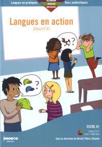 Langues en action : objectif A1