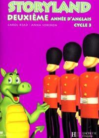 Storyland, deuxième année d'anglais, cycle 3