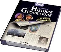 Histoire-géographie : CM2 : le classeur ressources