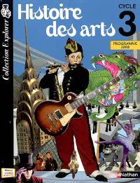 Histoire des arts cycle 3 : programme 2008