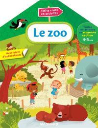 Le zoo : toutes les activités de moyenne section 4-5 ans