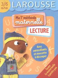 Lecture : 3-6 ans