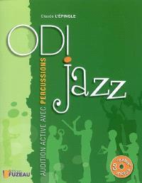 Odi jazz : audition active avec petites percussions
