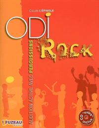 Odi rock : audition active avec percussions