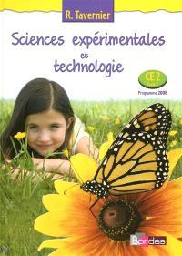 Sciences expérimentales et technologie, CE2 cycle 3 : programme 2008