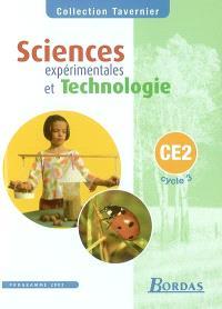 Sciences expérimentales et technologie, CE2, cycle 3