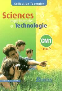 Sciences expérimentales et technologie, CM1, cycle 3 : nouveau programme