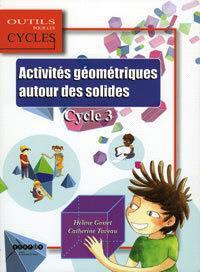 Activités géométriques autour des solides : cycle 3