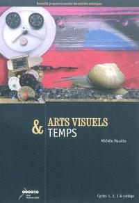 Arts visuels & temps : cycles 1, 2, 3 & collège