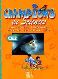 Champions en sciences : activités CE2