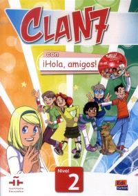 Clan 7, nivel 2 : libro del alumno
