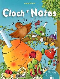 Cloch'notes