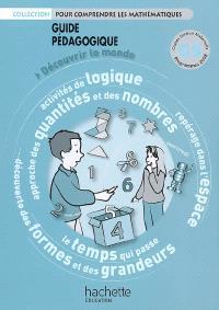 Découvrir le monde, grande section de maternelle GS : programmes 2008, guide pédagogique