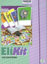 Elikit français : les adjectifs