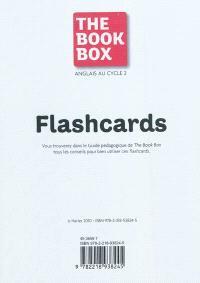 Flashcards : anglais au cycle 2