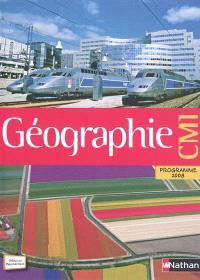 Géographie CM1 : programme 2008