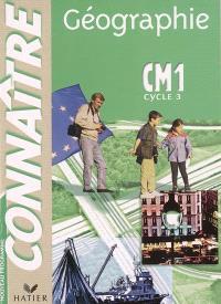 Géographie CM1, cycle 3