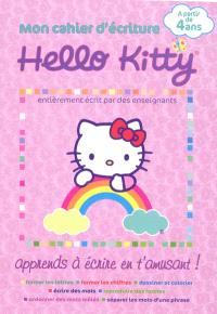Hello Kitty : apprends à écrire en t'amusant !