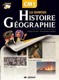 Histoire-géographie, CM1 : histoire de l'art, développement durable