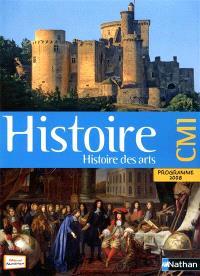 Histoire, histoire des arts CM1