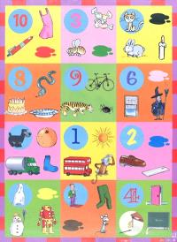 Jumper anglais CE2 : 8 posters