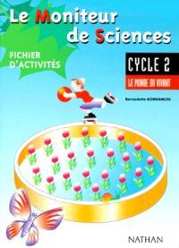 Le moniteur de sciences, cycle 2 : photofiches
