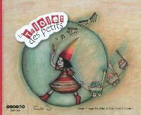 Le triolet des petits : album à regarder, à lire, à écouter et à chanter