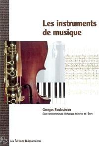 Les instruments de musique : livret accompagné d'un disque compact