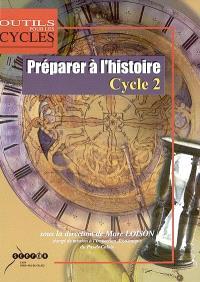 Préparer à l'histoire : cycle 2