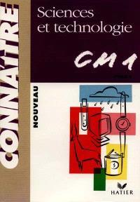 Sciences et technologie, CM1