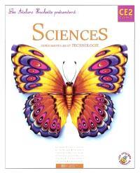 Sciences expérimentales et technologie CE2, cycle 3