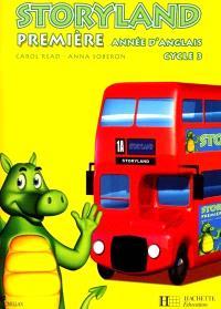 Storyland, première année d'anglais, cycle 3