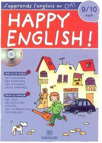 J'apprends l'anglais au CM1, 9-10 ans