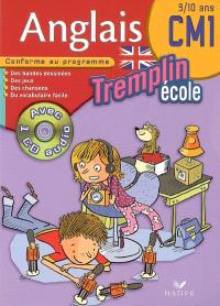 Anglais CM1, 9-10 ans