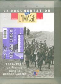Au temps de... la Guerre de 1914-1918 : lire en histoire