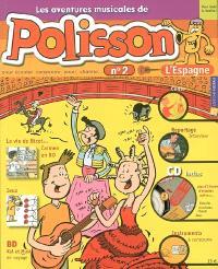 Aventures musicales de Polisson, Les. n° 2, L'Espagne